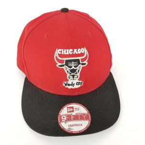 CHICAGO BULLS SNAPBACK《356》NBA official 9fifty Hat